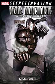 Secret Invasion: War Machine