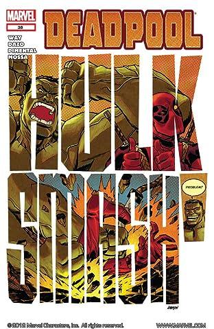 Deadpool (2008-2012) #38