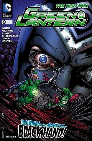 Green Lantern (2011-2016) #9