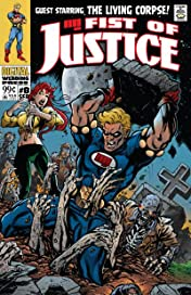 Fist of Justice Vol. 2 #3