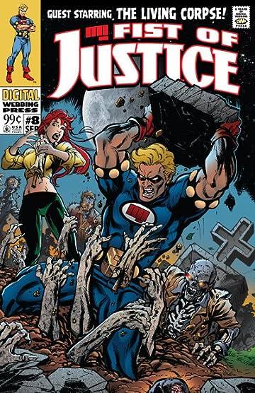 Fist of Justice Vol. 2 #3