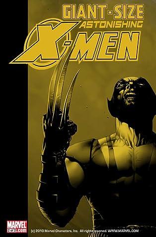 Giant-Size Astonishing X-Men (2004-2013) #1.2: Part 2