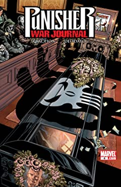 Punisher War Journal (2006-2009) No.4