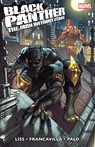 Black Panther: The Man Without Fear Tome 1: Urban Jungle