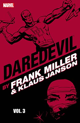 Daredevil by Frank Miller and Klaus Janson Tome 3