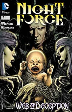 Night Force (2012) #3 (of 6)