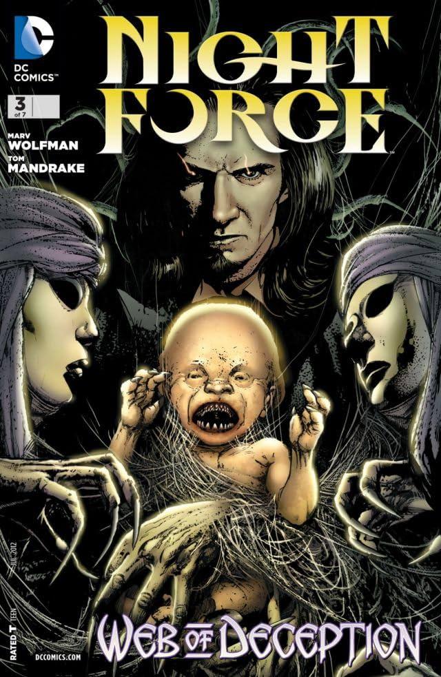 Night Force (2012) #3