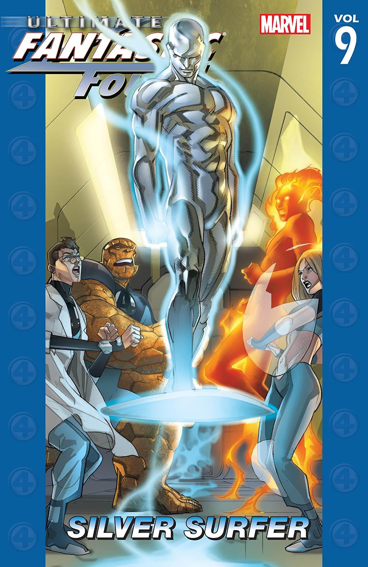Ultimate Fantastic Four Tome 9: Silver Surfer