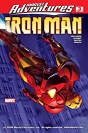 Marvel Adventures Iron Man #3