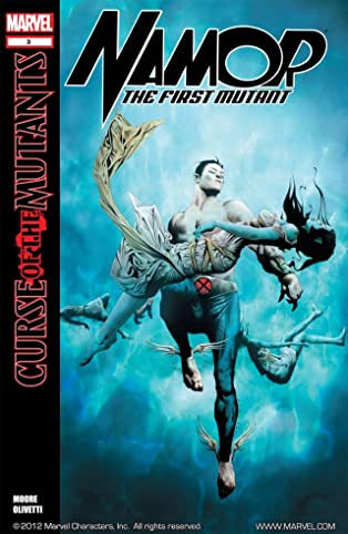 Namor: The First Mutant (2010-2011) #3