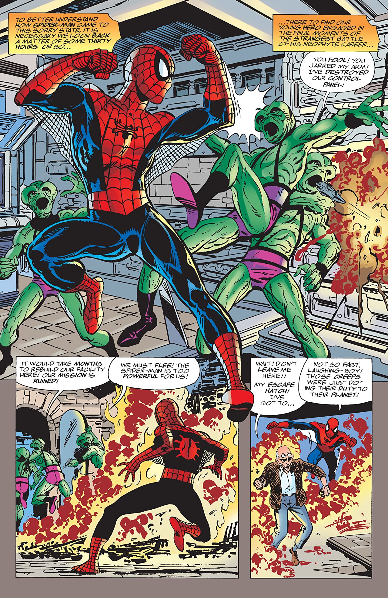 Spider-Man: Chapter One #3