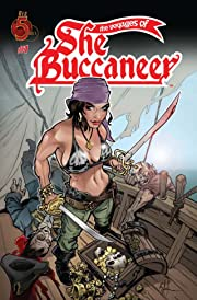 The Voyages of She-Buccaneer #1