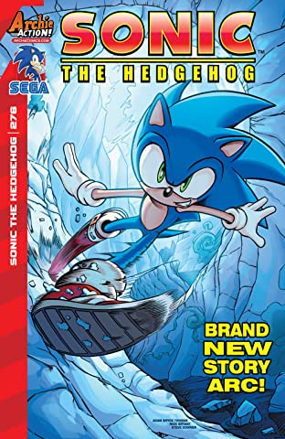 Sonic the Hedgehog #276