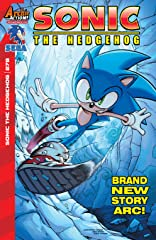 Sonic the Hedgehog #276