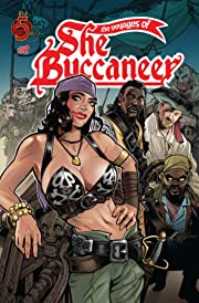 The Voyages of She-Buccaneer #2
