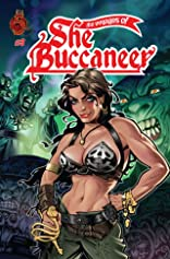 The Voyages of She-Buccaneer #3