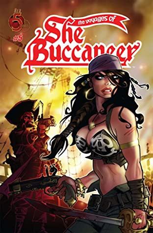 The Voyages of She-Buccaneer #5 (of 7)