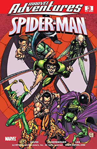 Marvel Adventures Spider-Man (2005-2010) No.3