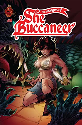 The Voyages of She-Buccaneer #6 (of 7)