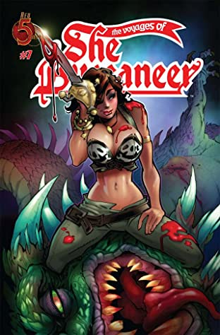 The Voyages of She-Buccaneer #7 (of 7)