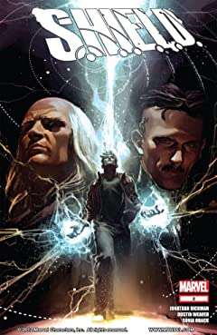 S.H.I.E.L.D. (2011) #2 (of 6)