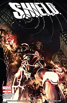 S.H.I.E.L.D. (2011) #3 (of 6)