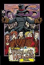 El joven Sherlock Holmes
