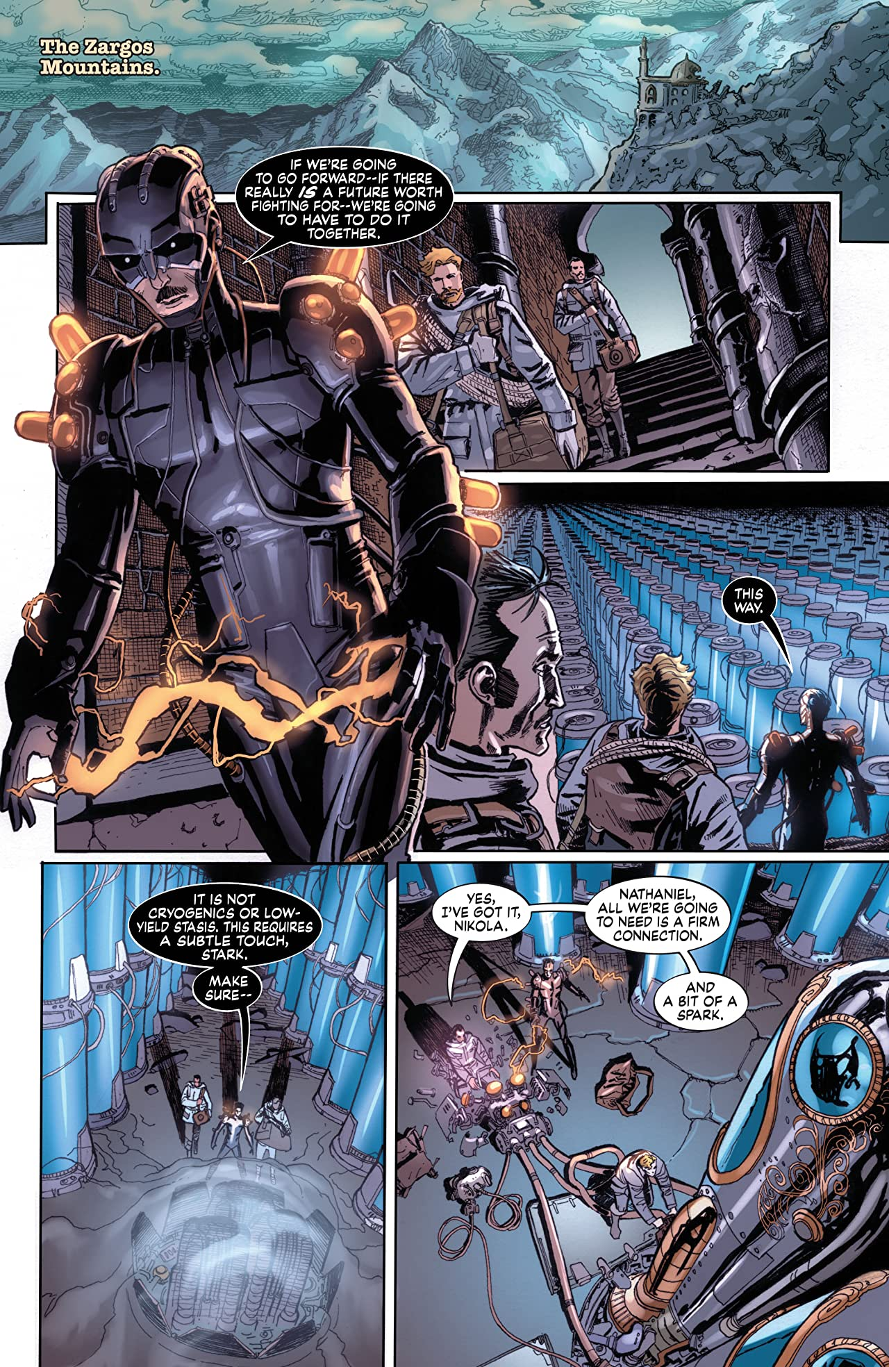 S.H.I.E.L.D. (2011) #4 (of 6)
