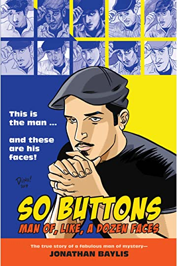 So Buttons Vol. 1: Man of, Like, A Dozen Faces