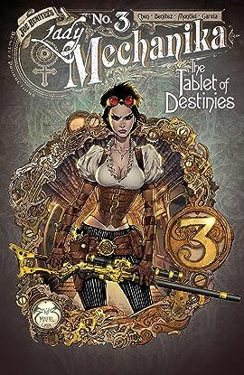 Lady Mechanika: The Tablet of Destinies #3