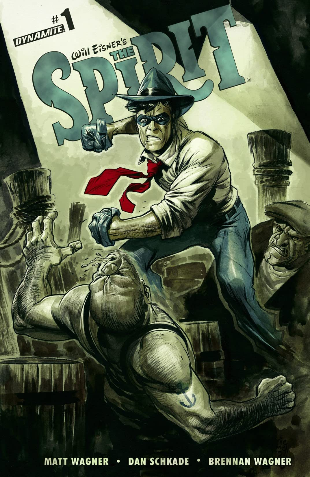 Will Eisner's The Spirit #1: Digital Exclusive Edition