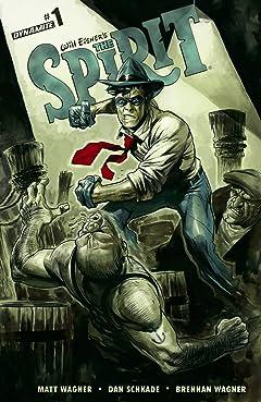 Will Eisner's The Spirit #1: Digital Exclusive Edition