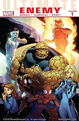 Ultimate Comics Enemy #1 (of 4)