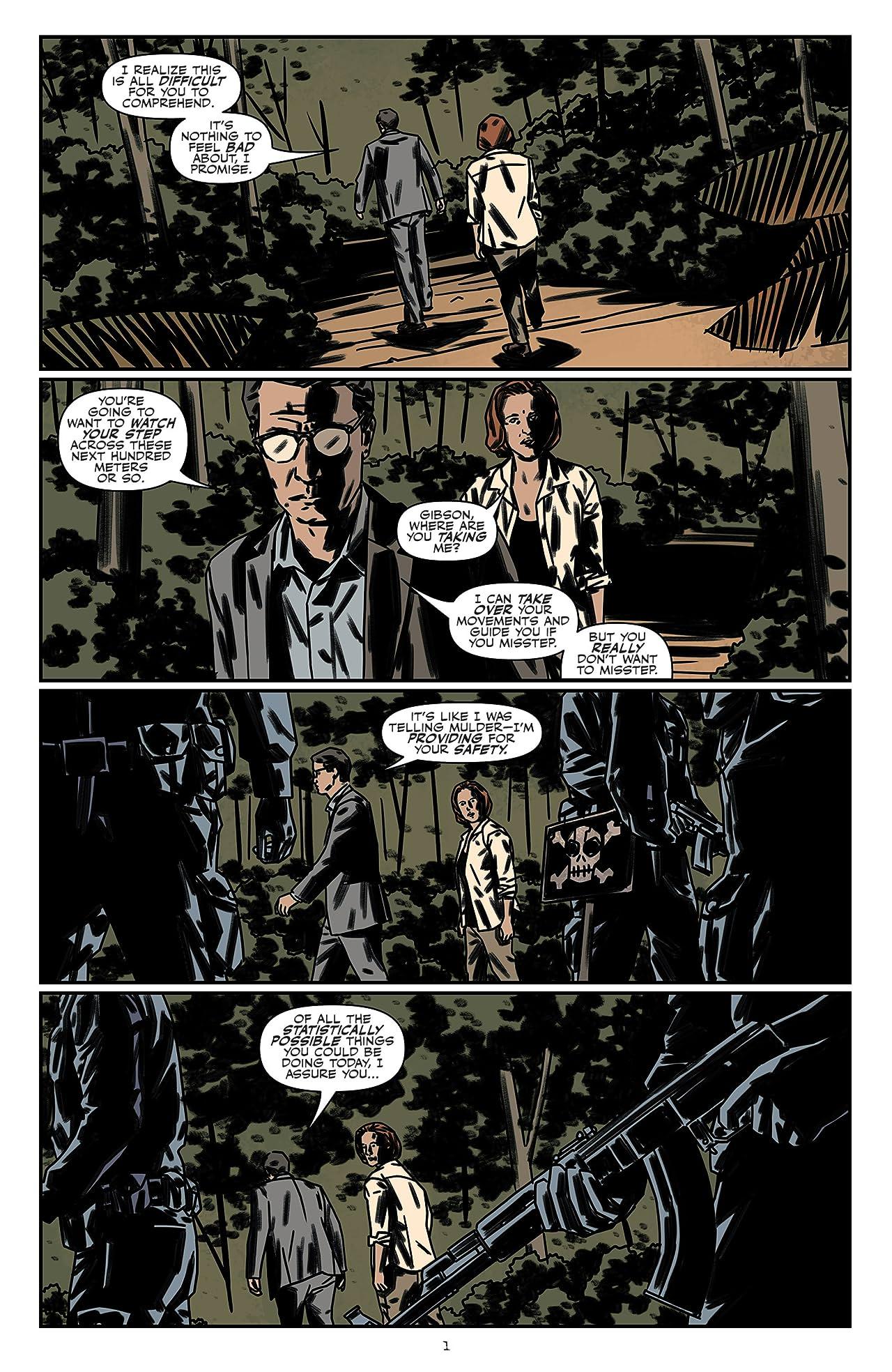 The X-Files: Season 10 #25