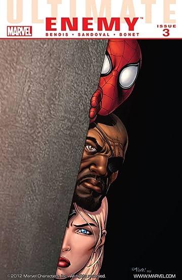 Ultimate Comics Enemy #3