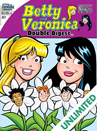 Betty & Veronica Double Digest #201