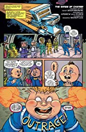 Garbage Pail Kids #4: Gross Encounters of the Turd Kind