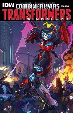 Transformers: Windblade (2015) #4: Combiner Wars Epilogue