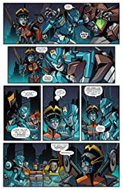 Transformers: Windblade (2015-) #4: Combiner Wars Epilogue