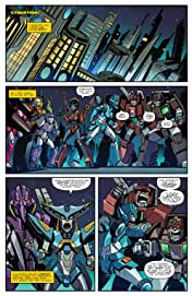 Transformers: Windblade (2015) #4: Combiner Wars Epilogue