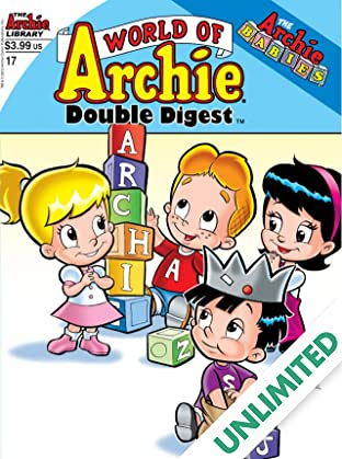 World of Archie Double Digest #17