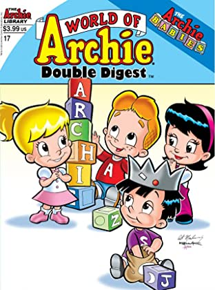 World of Archie Double Digest No.17