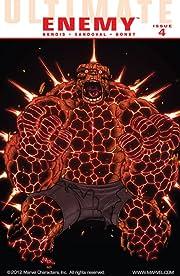 Ultimate Comics Enemy #4 (of 4)