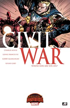 Civil War (2015) No.1