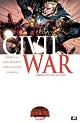 Civil War (2015-) #1