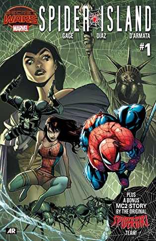 Spider-Island (2015) #1 (of 5)