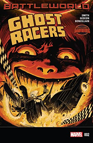 Ghost Racers (2015) No.2