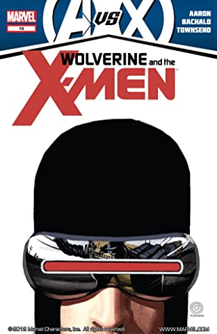 Wolverine and the X-Men No.10
