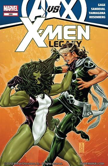 X-Men: Legacy (2008-2012) #266