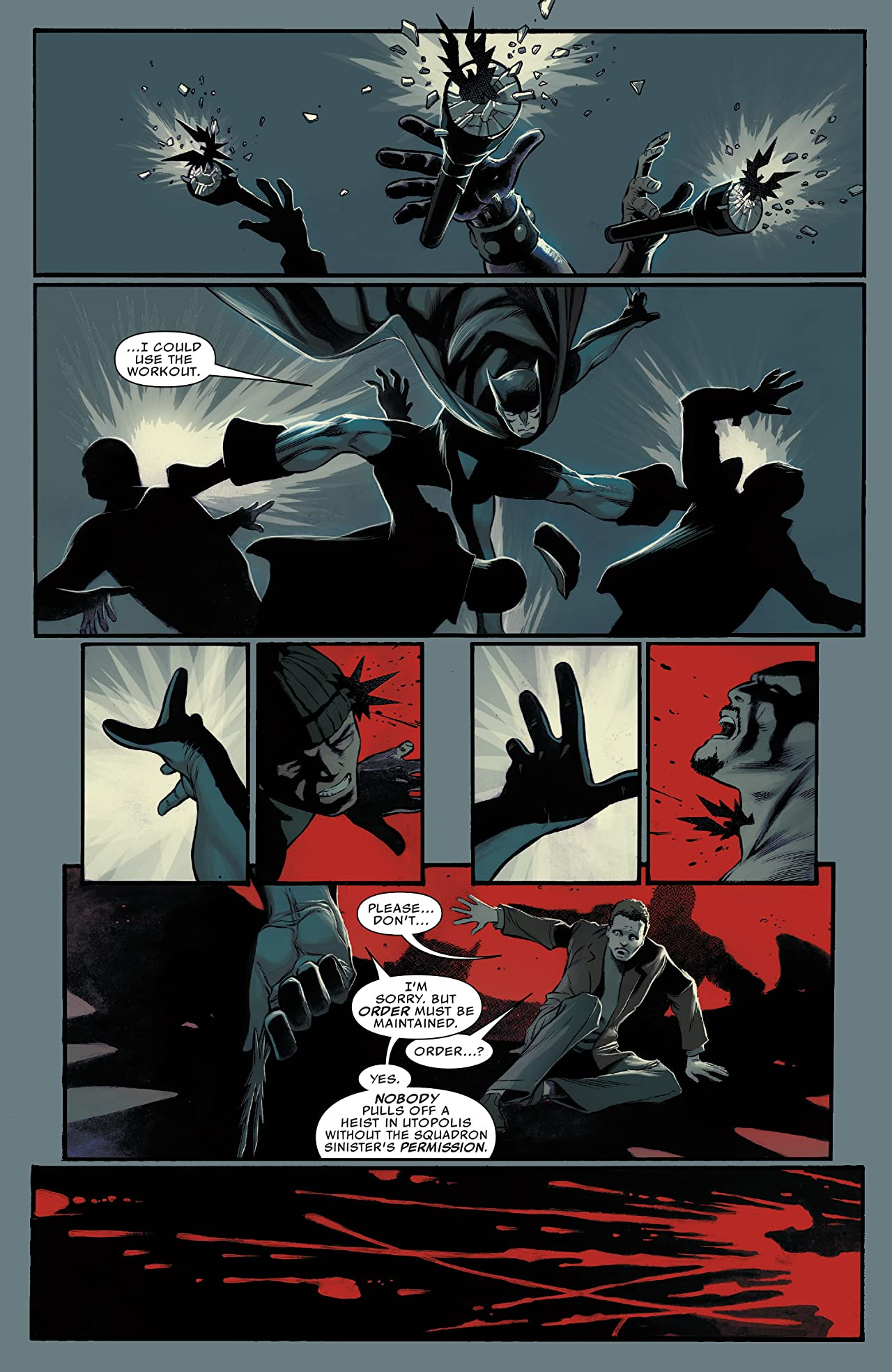 Squadron Sinister (2015) #2